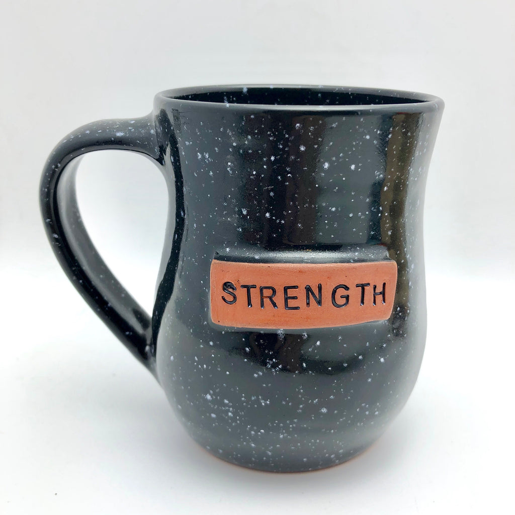 Strength Mug- Midnight Sky