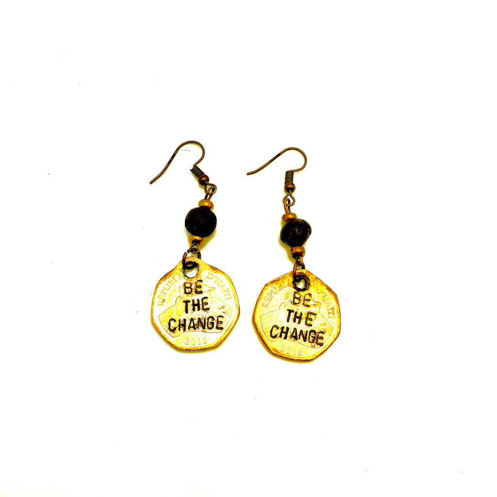 Be the Change Earrings