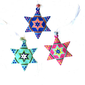 Aztec Stars (Set of 3)