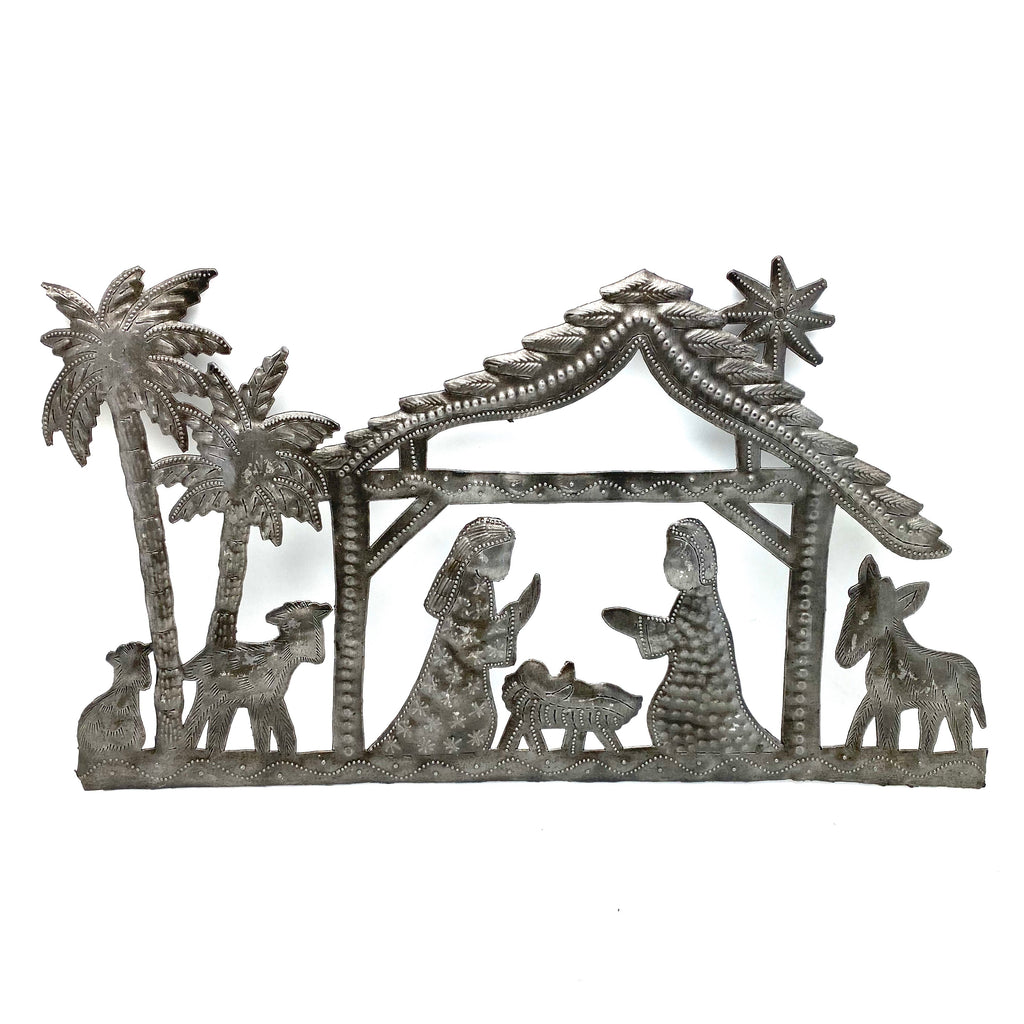 Palm Tree Nativity