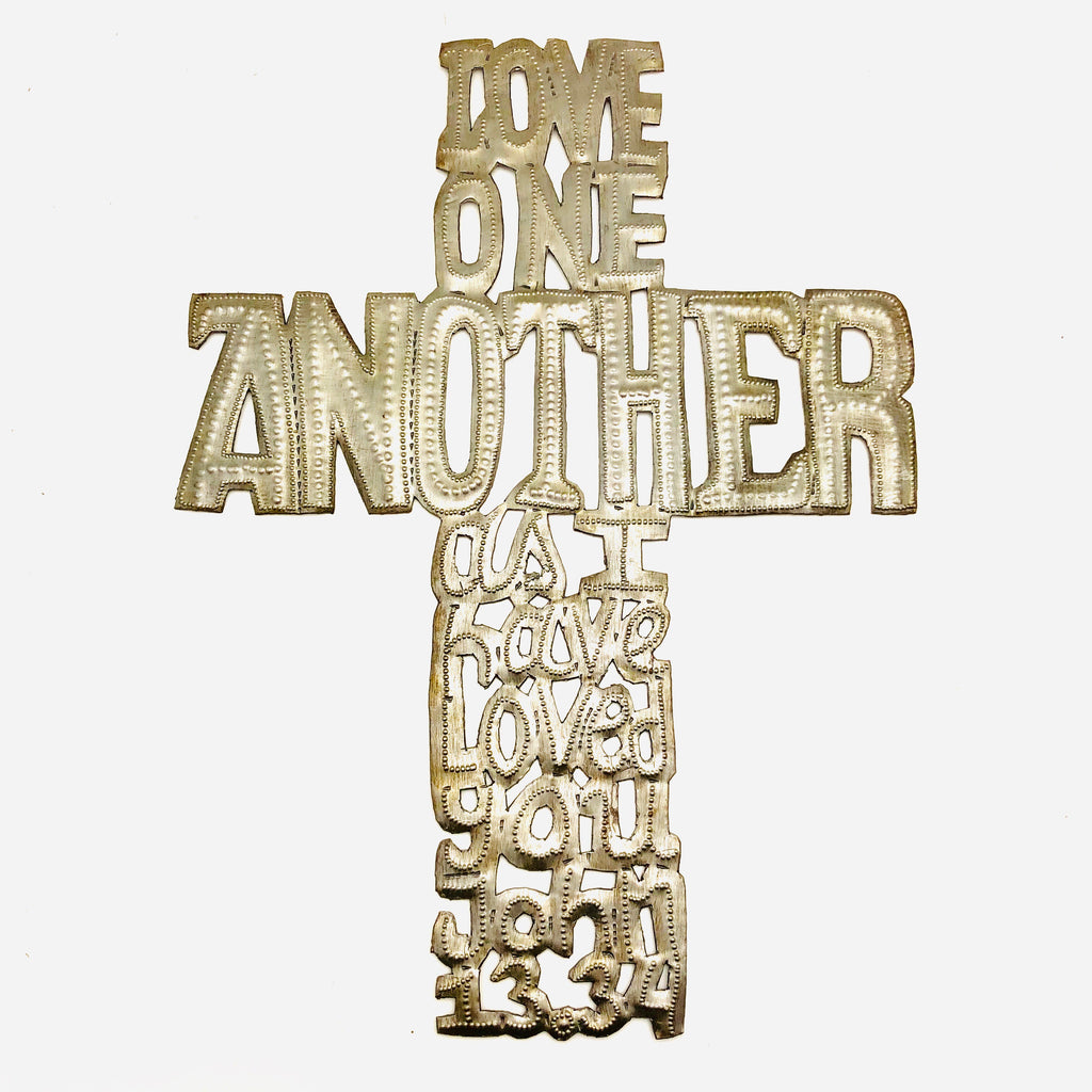 Love One Another Cross