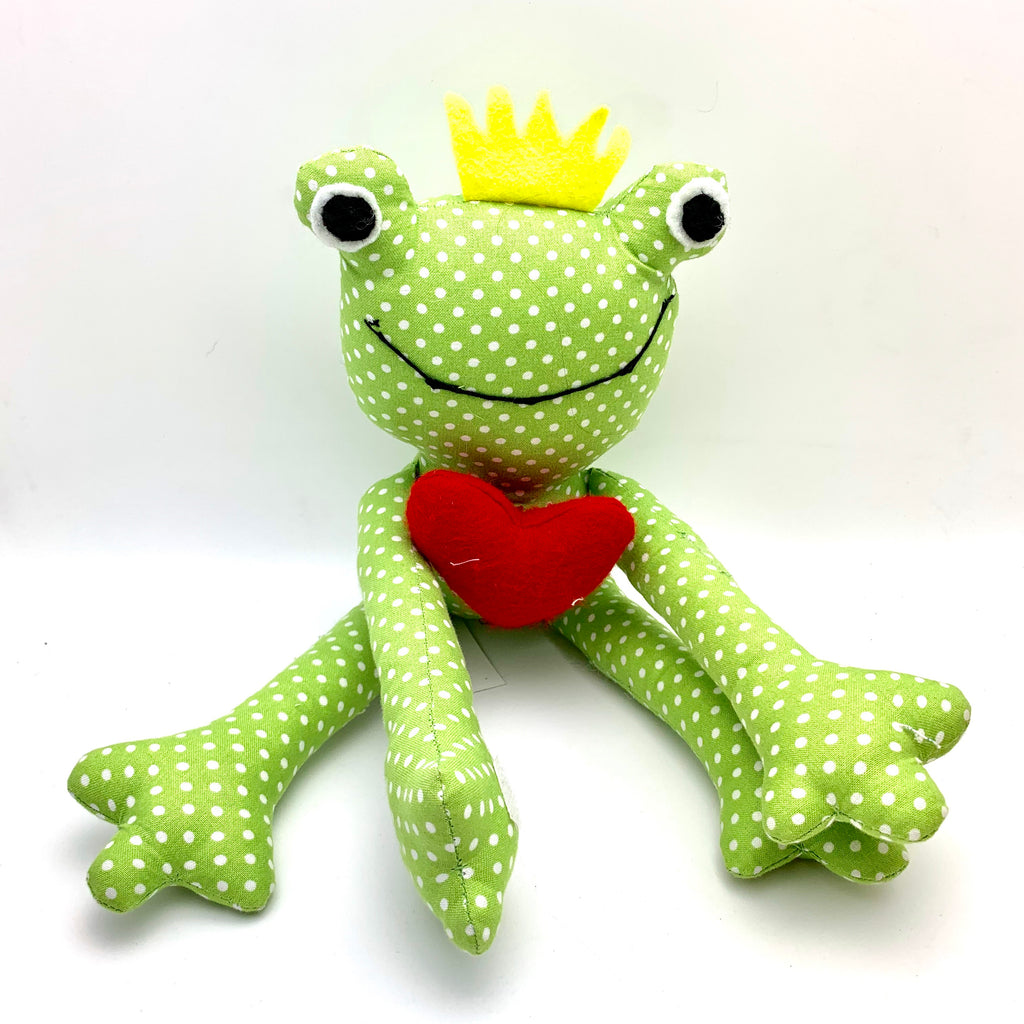 Prince Charming Stuffed Toy