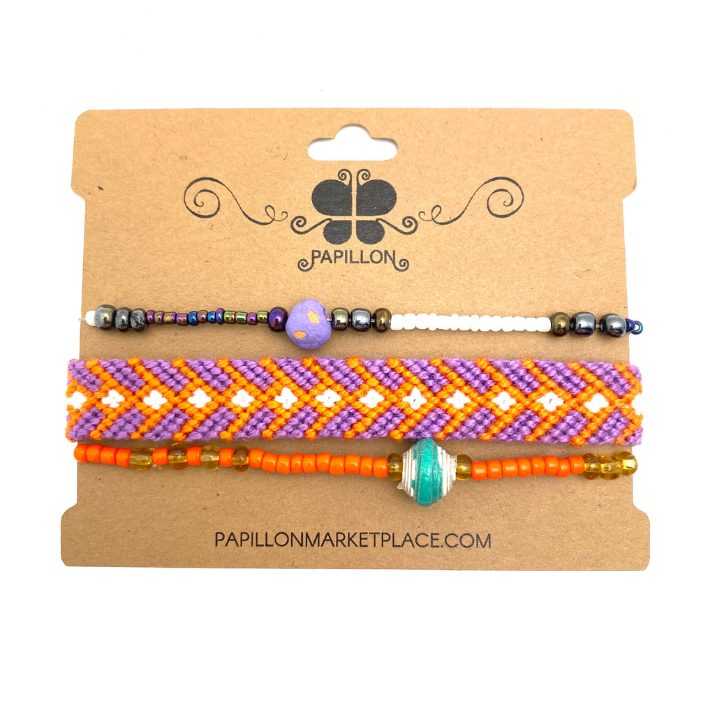 Jeanty Friendship Bracelet Sets