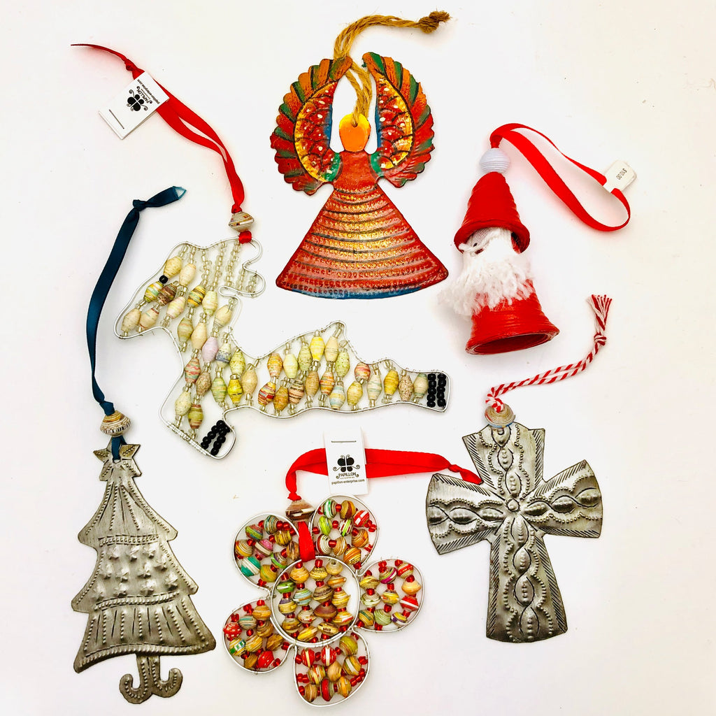 Deluxe Christmas Ornaments (40 Pack)