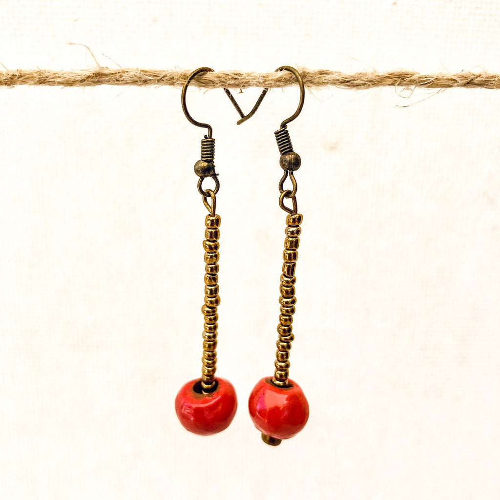 Slider Earrings