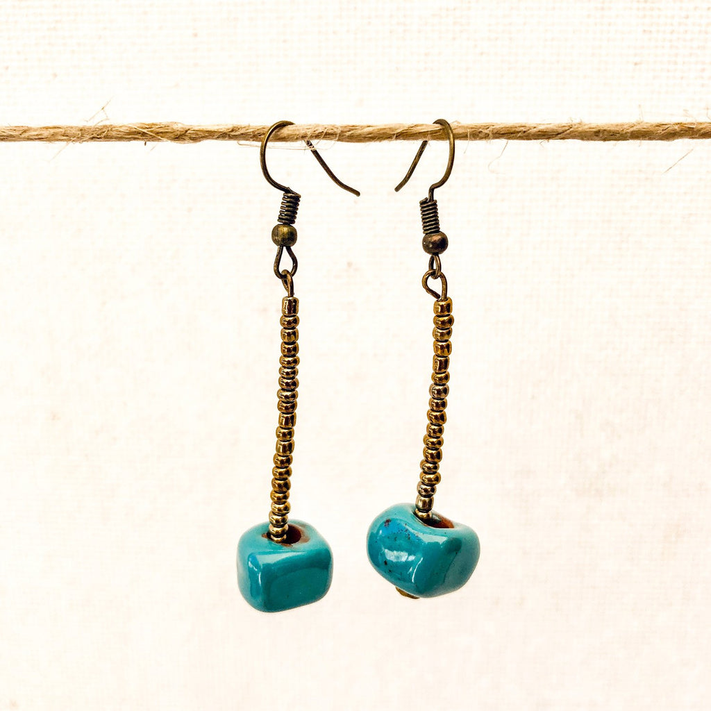 Slider Earrings [Spring Colors]