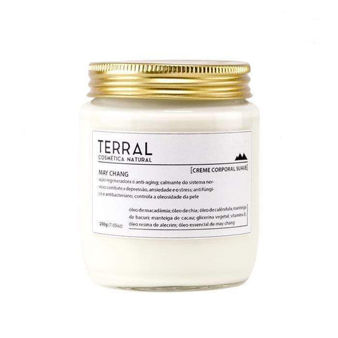 Creme Corporal Creme Corporal May Chang  TERRAL 200g