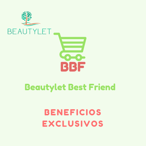 Subscription BBF - Beautylet Best Friend