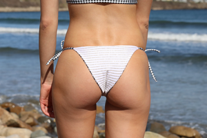 #GOLD - Swimsuit Bottom