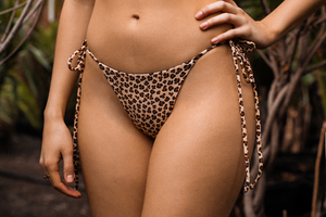 Bas « CATALINA » Bottom - CHEETAH