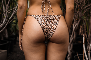 CHEETAH - Swimsuit Bottom