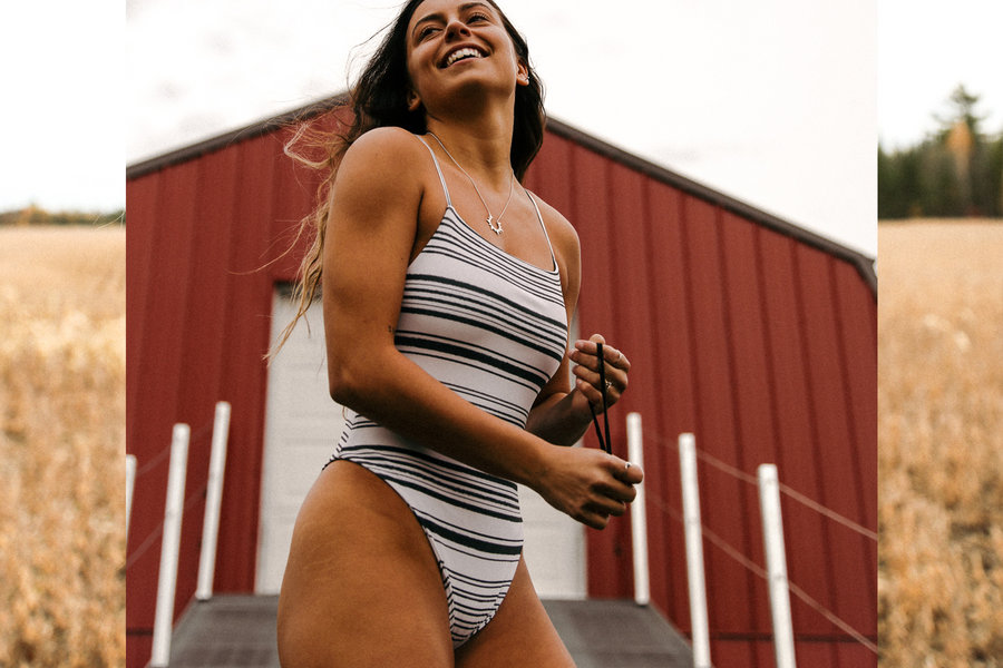Onesie « LAKE SIDE » Bottom - RANCH