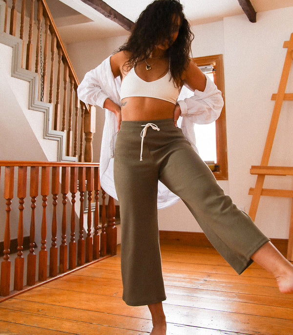 Le pantalon « GYPSY SOUL » - EARTH