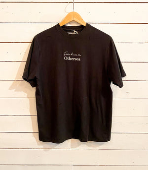 T-Shirt Vintage - FROM HERE TO OTHERSEA - DARKER SKY
