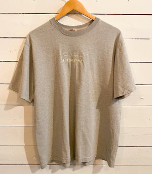 T-shirt Vintage - FROM HERE TO OTHERSEA - STONY GREY