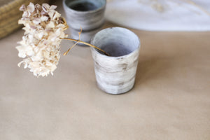 Brown CLAY CUP ~ Handmade