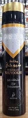 Mukhallat Shuyookhi Air Freshener 300 ml By Indy Fragrance