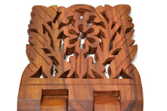 "Prayer Book Holder, Rihal, Rehal Hand crafted 15.5""x7"""
