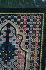 "Prayer Mat Rug Soft Elegant Texture - Assorted 45""x26"""