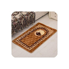 75x120cm Muslim Prayer Carpet Outdoor Garden Rug Pilgrimage Big Carpets for Livingroom Home Parlor Bedroom Bedside Rectangle Rug