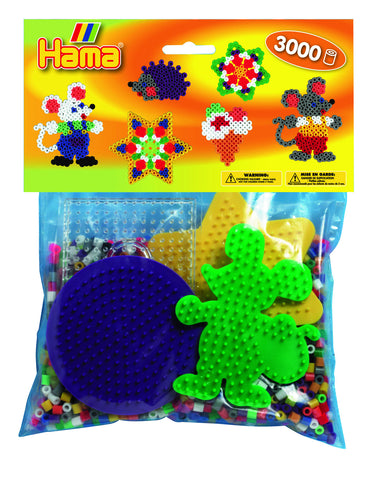 Mouse Value Pack|Ensemble de perles Hama - souris