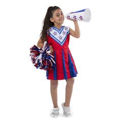 Cheerleader - Role Play Set|Costume de cheerleader