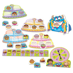 Cake Monster|Monstre Glouton