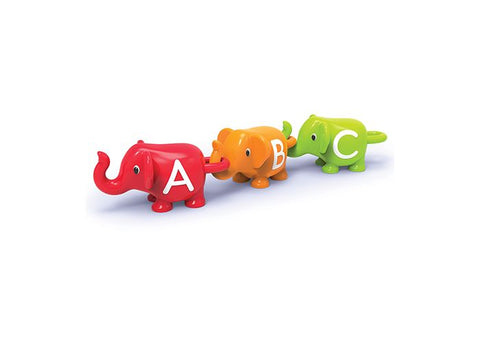 Snap-n-Learn ABC Elephants|Éléphants alphabet