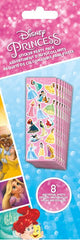 Disney Princess Sticker Party Pack|8 feuilles d'autocollants Disney Princess