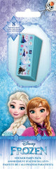 Frozen Sticker Party Pack|8 feuilles d'autocollants Frozen