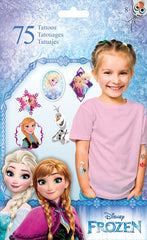 75 Disney Frozen Tattoos|75 tatouages Disney Frozen