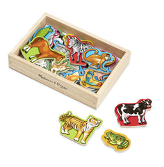 Animal Magnets|Aimants - Animaux