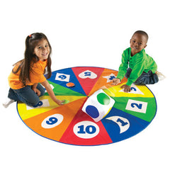 All Around Learning Circle Time Activity Set|Tapis de sol d'activités