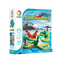 L'archipel des dinosaures (french version)|L'archipel des dinosaures