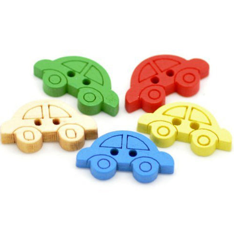 Small Car buttons|Boutons petites voitures