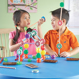 Candy Construction Building Set|Jeu de construction - Bonbons