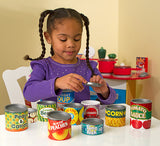 Canned food play set|Aliments en conserve