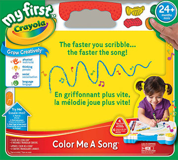 Color Me A Song|Color Me A Song