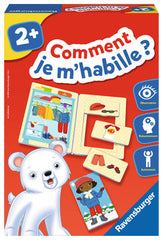Comment je m'habille? (french version)|Comment je m'habille?