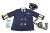 Pilot Role Play Costume Set - 3 to 6 years|Costume de pilote - 3 à 6 ans