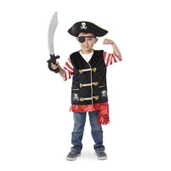 Pirate Role Play set - 3 to 6 years|Costume de Pirate - 3 à 6 ans