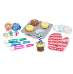 Bake & Decorate Cupcake Set|Cupcakes à décorer