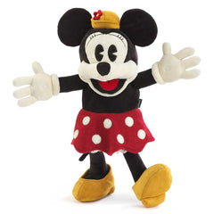 Disney Vintage Minnie Mouse Puppet|Marionnette Minnie Mouse de Disney