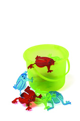 Hopping frogs set|Ensemble de jeu saut de grenouilles