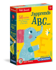 J'apprends ABC Clementoni (french version)|J'apprends ABC Clementoni