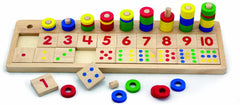 Count and Match Numbers|J'apprends à compter Viga