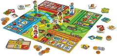 Pop to the Shops Board Game|Je fais les courses