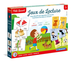 Jeux de lecture (french version only)|Jeux de lecture