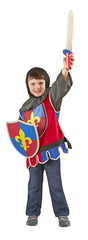Knight Costume Set - 3 to 6 Years|Costume de chevalier - 3 à 6 ans