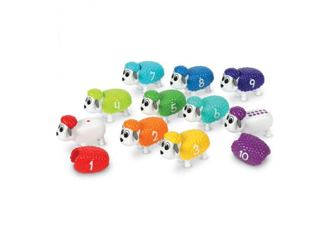 Snap-n-Learn Counting Sheep|Moutons à compter